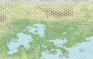 Donjon Map Example