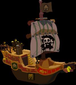 D&D 5e Ghost ship plot hook