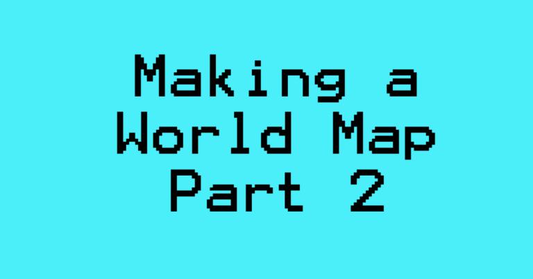 How to Make a D&D World Map