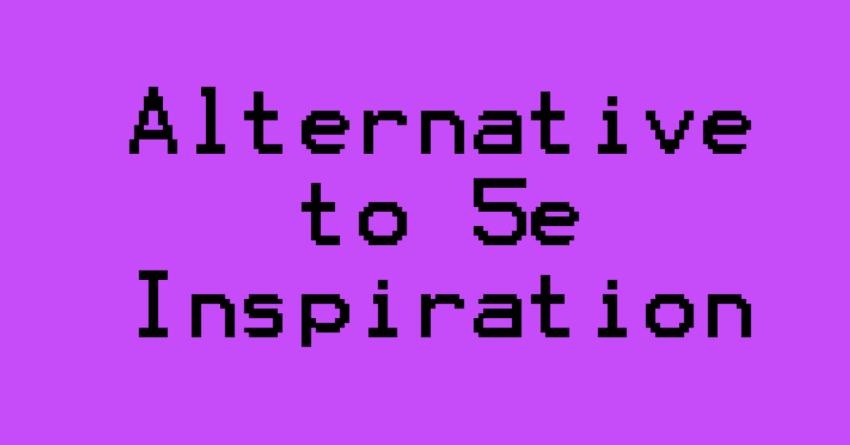 Inspiration Alt Cover