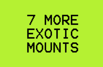 D&D 5e exotic mounts